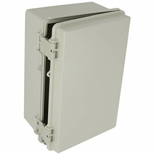 metal electrical enclosure features