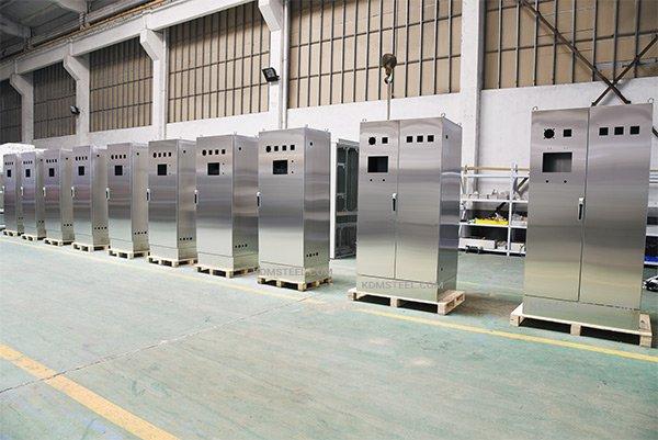 NEMA electrical enclosure