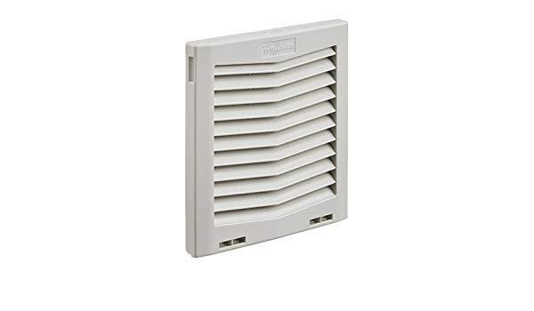 Side mount enclosure filter fan