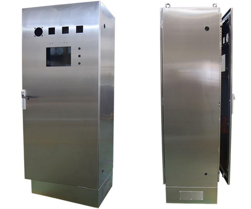 NEMA Compliant electrical enclosure