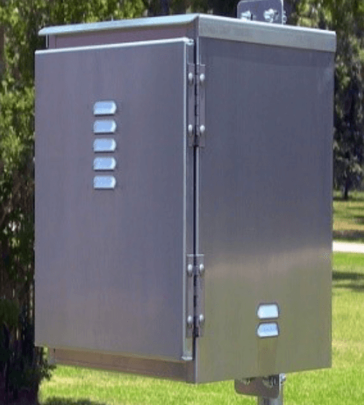 Outdoor IP45 enclosure