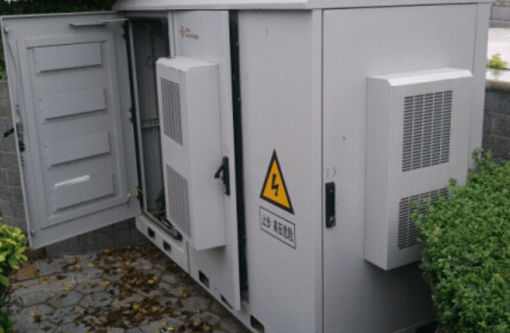 Outdoor telecom cabinet_enclosure