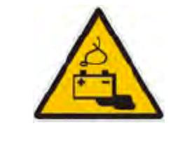 VRLA battery symbol