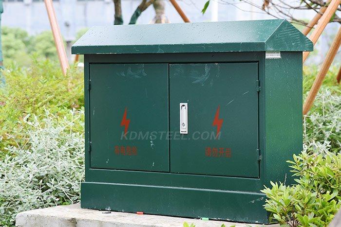 galvanized Electrical UL Enclosure