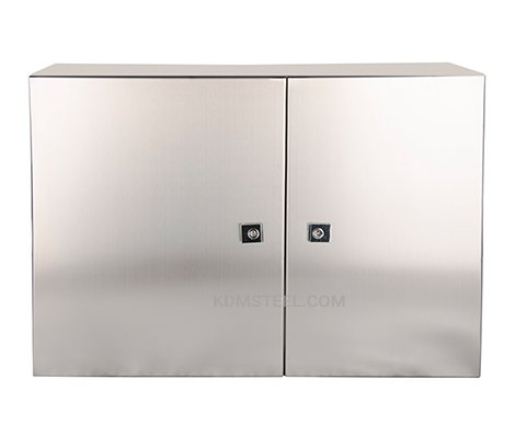stainless steel double door ul listed electrical box
