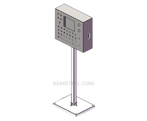waterproof free standing Generator Tap Box