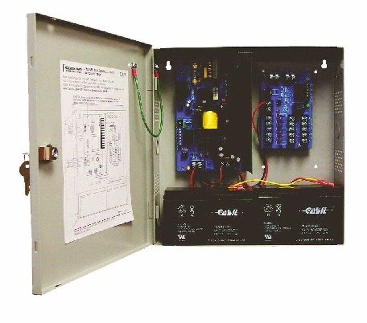 6 Amp Access Control Enclosure
