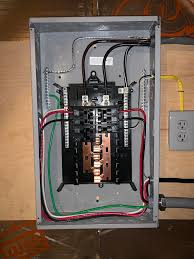 Electrical Sub Panel - KDM Steel