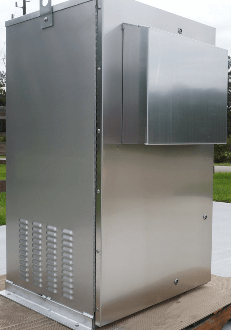IP57 outdoor enclosure