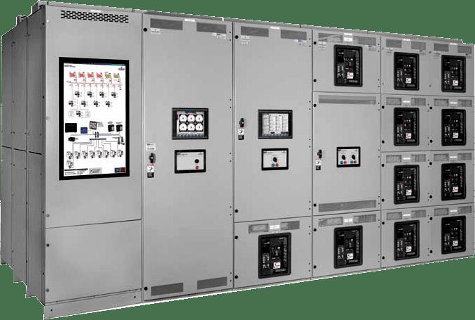 Generator Paralleling Switchgear - KDM Steel