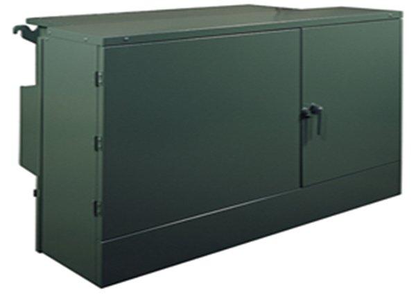 Envirotran three-phase pad-mounted transformer