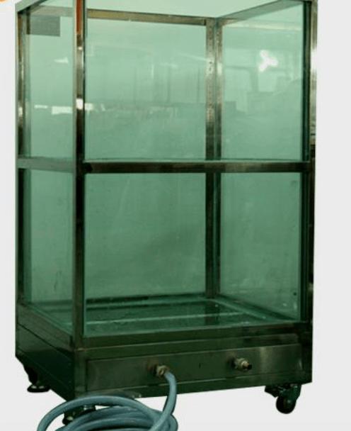 Water chamber testing