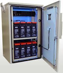 Medical Grade Solar Battery Enclosure/cabinet