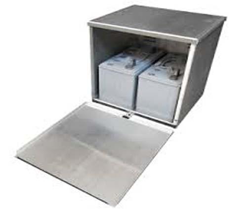 Solar battery enclosure/ cabinet