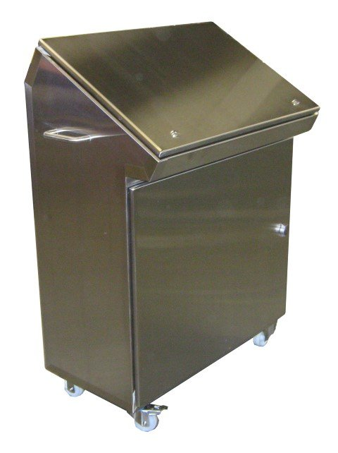 Stainless steel Electrical Console Enclosure