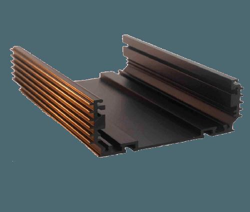 aluminum extrusion heatsink enclosure