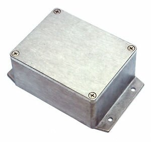 wall mount aluminum enclosure
