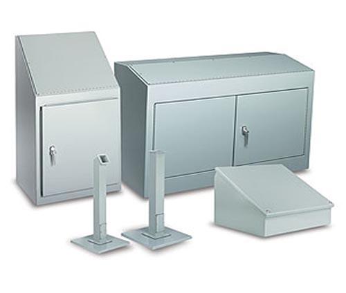 NEMA 12 Electrical Console Enclosure