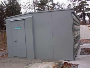 outdoor switchgear enclosure