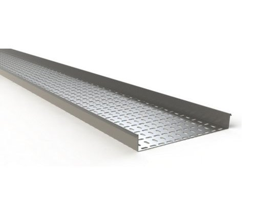 Iron Channel Type Cable Tray