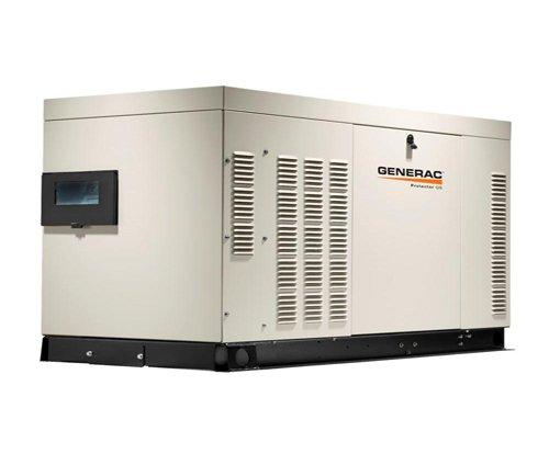 Commercial Gas Generator Enclosure