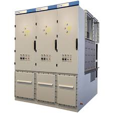 gas-insulated switchgear enclosure