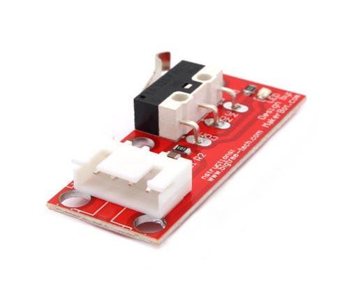 3D Printer Mechanical Limit Switch
