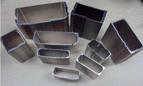 anodized aluminum extruded enclosure