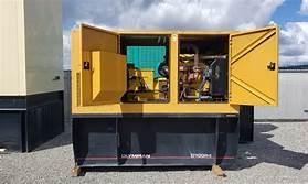 100kW Diesel Generator Enclosures