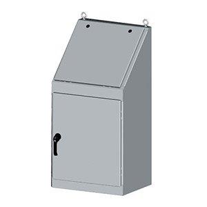 Single-door Electrical Console Enclosure