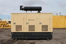 8 200 Diesel Generator Enclosures