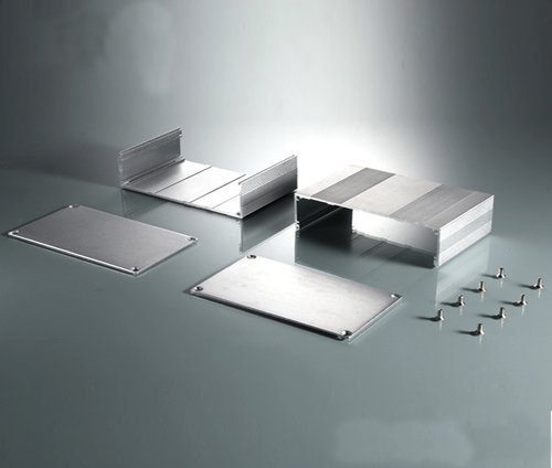 wall mounted aluminum extruded enclosure