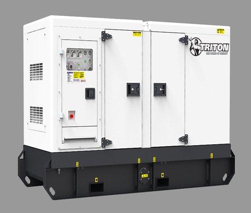 150kVA Gas Generator Enclosure