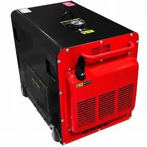 Portable Diesel Generator Enclosures