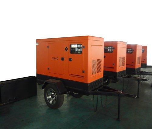Diesel Generator Enclosures B