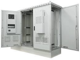 External Telecoms Cabinet
