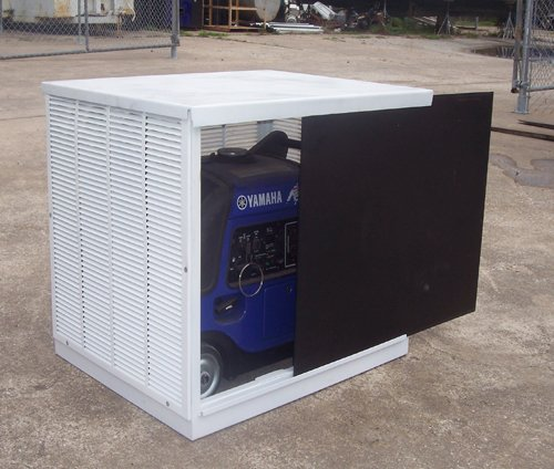 Gas Generator Enclosure