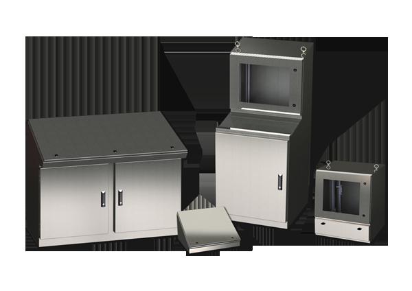 Operator Console Enclosures