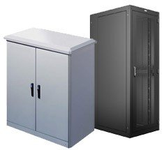 Steel Network Rack Cabinet