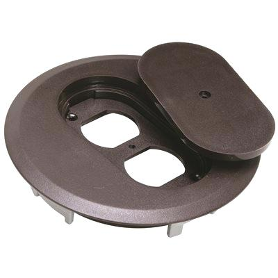 Round Electric Meter Box Cover