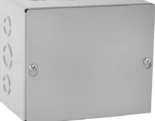 Aluminum Rectangle Electrical Marshalling Box