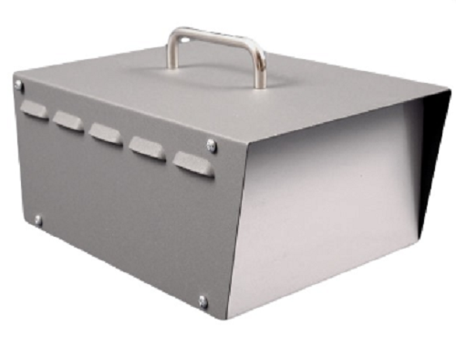 Aluminum Vented Power Supply Enclosure
