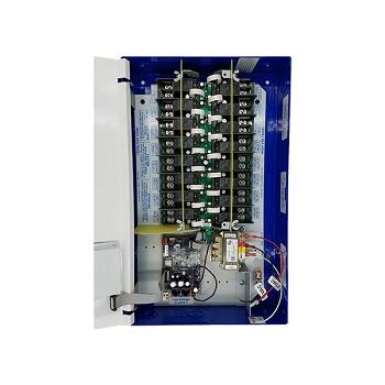 Blue Box lighting control