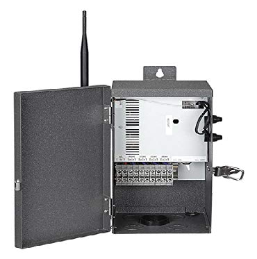 Electrical lighting control box
