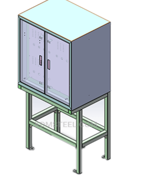 Free-standing enclosure
