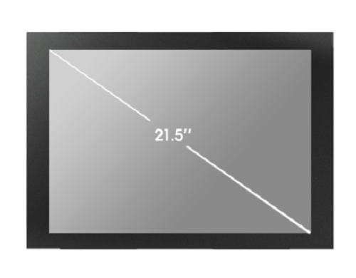 Industrial LCD Monitor Enclosure