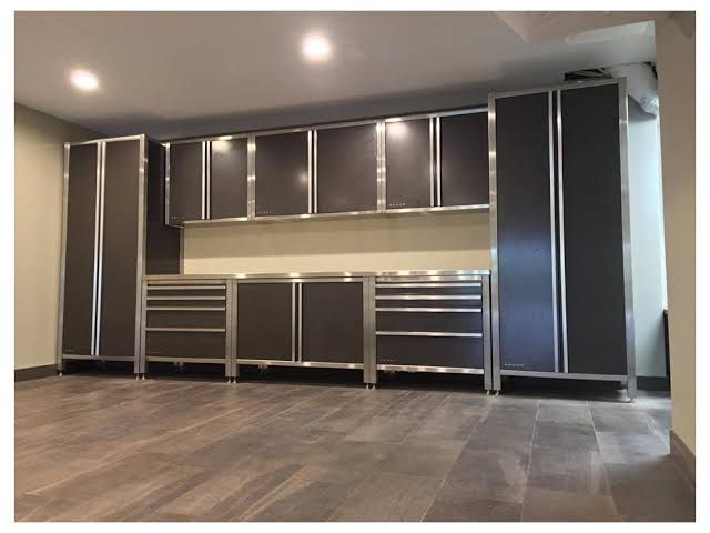 Metal Garage Cabinets Manufacturer In