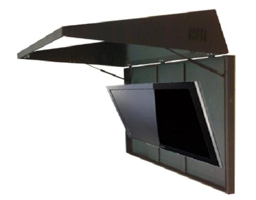 Outdoor LCD Monitor Enclosure