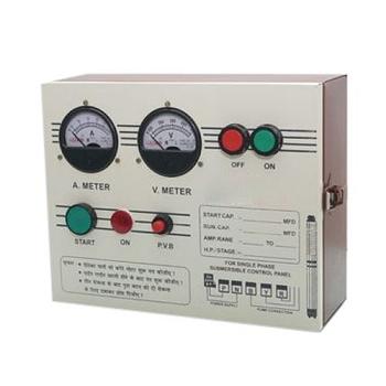 Single Phase control box