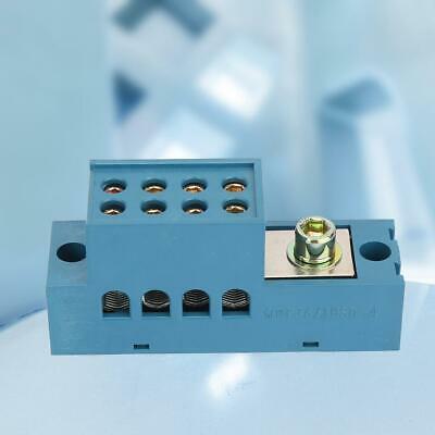 Single-phase terminal box